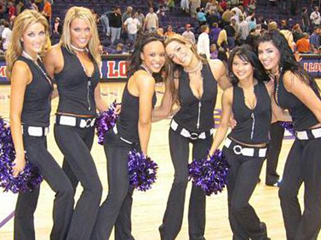 Phoenix Suns Courtside Seats