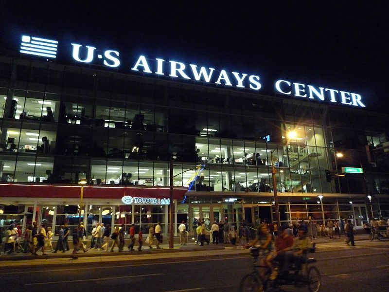 US Airways Center: Home of the Phoenix Suns